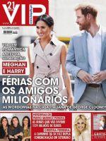 VIP Magazine [Portugal] (25 August 2018)