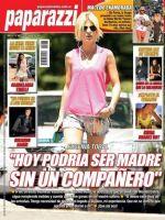 Paparazzi Magazine [Argentina] (9 January 2015)
