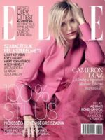 Elle Magazine [Hungary] (January 2013)