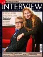 Interview Magazine [Czech Republic] (March 2019)