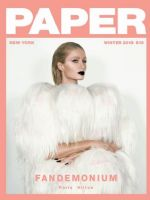 Paper Magazine [United States] (January 2016)