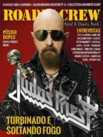 Roadie Crew Magazine [Brazil] (March 2018)