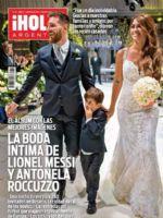 Hola! Magazine [Argentina] (4 July 2017)