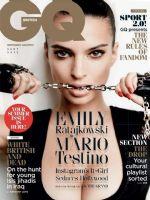 GQ Magazine [United Kingdom] (September 2015)