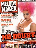 Melody Maker Magazine [United Kingdom] (20 September 2000)