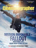 American Cinematographer Magazine [United States] (September 2018)