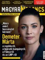 Magyar Narancs Magazine [Hungary] (8 November 2018)