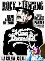 Rock Meeting Magazine [Brazil] (April 2017)