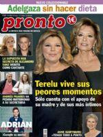 Pronto Magazine [Spain] (14 May 2016)