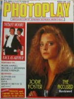 Photoplay Magazine [United Kingdom] (March 1989)