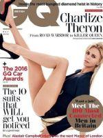 GQ Magazine [United Kingdom] (May 2016)