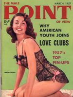 Male Point Magazine [United States] (March 1957)