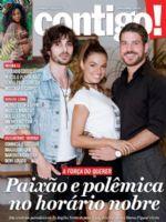 Contigo! Magazine [Brazil] (20 March 2017)