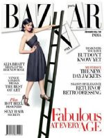 Harper's Bazaar Magazine [India] (July 2013)