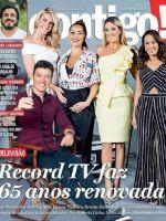 Contigo! Magazine [Brazil] (October 2018)