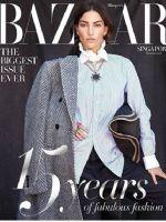 Harper's Bazaar Magazine [Singapore] (November 2016)