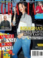 Grazia Magazine [South Africa] (11 February 2015)