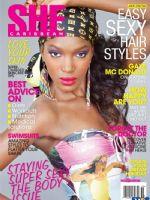 She Magazine [Jamaica] (June 2011)