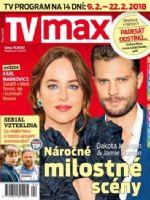 TV Max Magazine [Czech Republic] (9 February 2018)