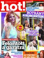 HOT! Magazine [Hungary] (21 June 2018)