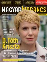 Magyar Narancs Magazine [Hungary] (16 May 2019)