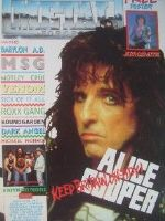 Metal Forces Magazine [United Kingdom] (December 1989)