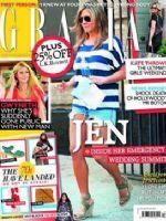 Grazia Magazine [United Kingdom] (20 April 2015)
