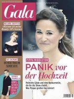 Gala Magazine [Germany] (12 April 2017)