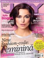 Joy Magazine [Romania] (October 2012)