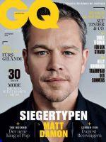 GQ Magazine [Germany] (September 2016)
