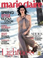 Marie Claire Magazine [Italy] (April 2015)