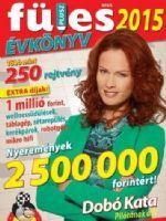 Füles Évkönyv Magazine [Hungary] (January 2015)