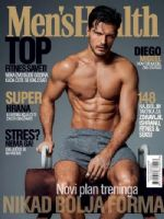 Men's Health Magazine [Serbia] (January 2016)