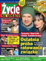 Zycie na goraco Magazine [Poland] (18 October 2012)