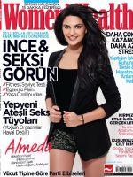 Women's Health Magazine [Turkey] (December 2012)