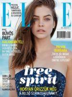 Elle Magazine [Hungary] (July 2016)