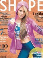 Shape Magazine [Turkey] (May 2016)