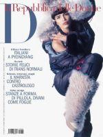 D magazine Magazine [Italy] (17 December 2005)