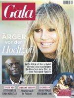 Gala Magazine [Germany] (25 July 2019)