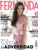 Fernanda Magazine [Mexico] (October 2014)