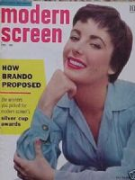 Modern Screen Magazine [United States] (February 1955)
