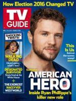 TV Guide Magazine [United States] (7 November 2016)