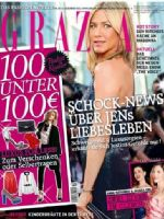 Grazia Magazine [Germany] (8 December 2011)