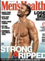 Men's Health Magazine [South Africa] (January 2017)