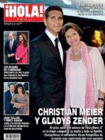 Hola! Magazine [Peru] (15 April 2015)