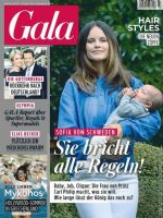 Gala Magazine [Germany] (11 August 2016)