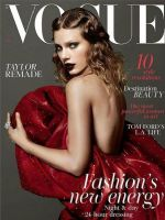 Vogue Magazine [United Kingdom] (January 2018)