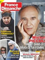 France-Dimanche Magazine [France] (22 May 2020)