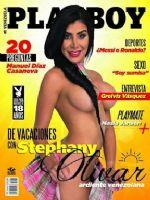 Playboy Magazine [Venezuela] (August 2015)
