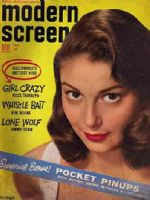 Modern Screen Magazine [United States] (August 1955)